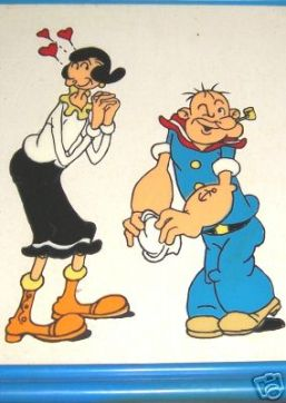 Popeye Funny Cartoon