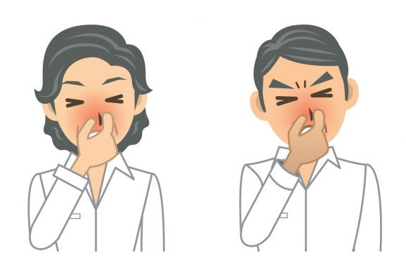 Symptoms of Sinus Infection or Sinusitis