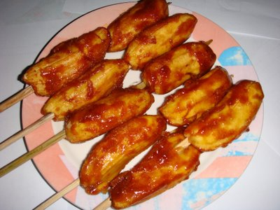 recept pisang goreng