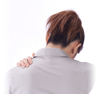how to get rid of a stiff neck and shoulder