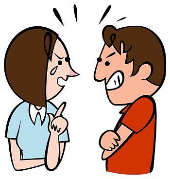 Matrimonial Quarrel