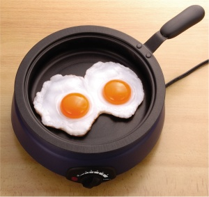 How to Make Sunny-Side Up Eggs Properly