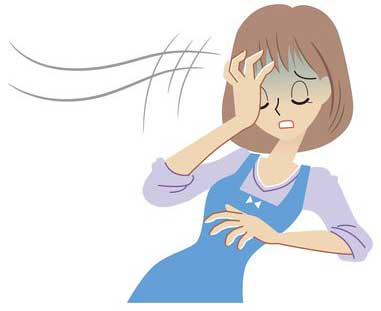 how to clear ears with movement of head for dizziness