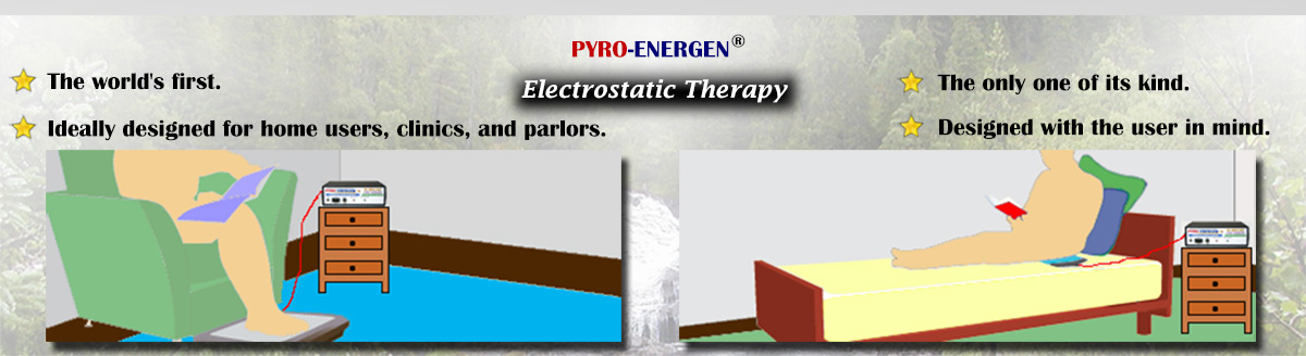 Electrostatic Therapy - Electromedicine